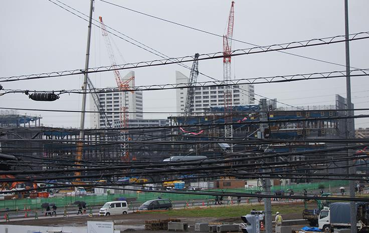2014年10月23日の海老名駅西口