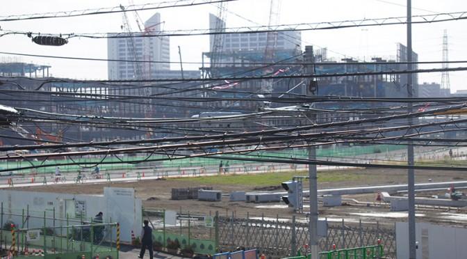 2014年10月25日の海老名駅西口