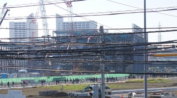 2014年10月29日の海老名駅西口