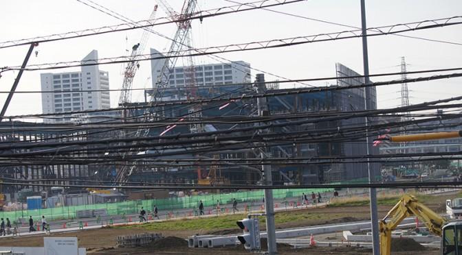 2014年10月30日の海老名駅西口