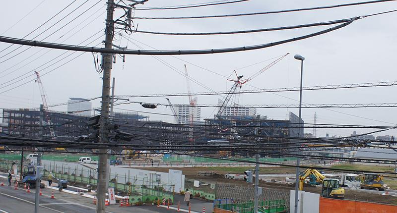 2014年10月31日の海老名駅西口