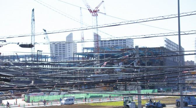 2014年11月10日の海老名駅西口