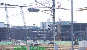 2014年11月14日の海老名駅西口