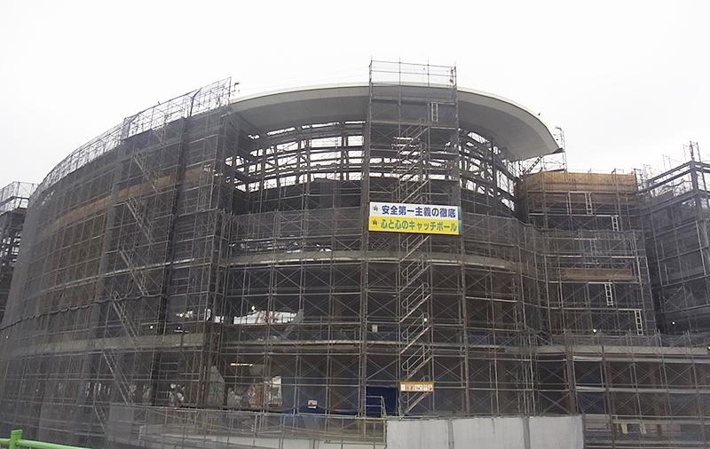 2014年11月28日の海老名駅西口