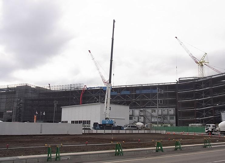 2014年12月12日の海老名駅西口