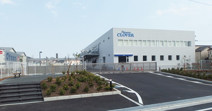 パティスリー clover 工場