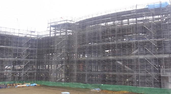 2014年11月26日の海老名駅西口