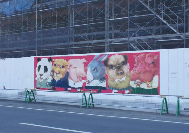 今日のららぽーと海老名 2015年1月19日(月)