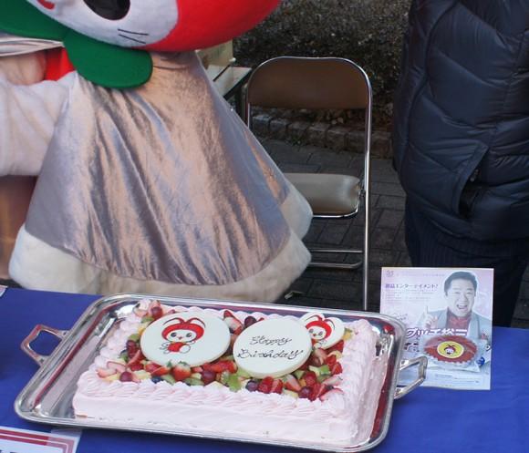 えびーにゃの4歳のお誕生日パ~ティ
