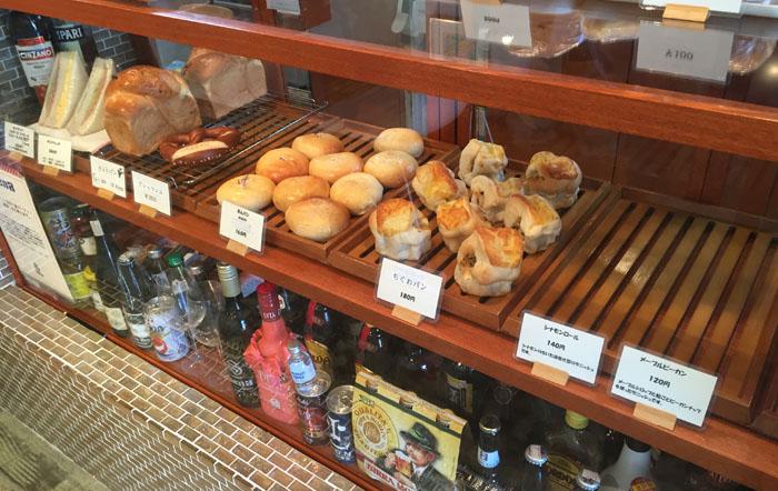SIENA 自家製パン