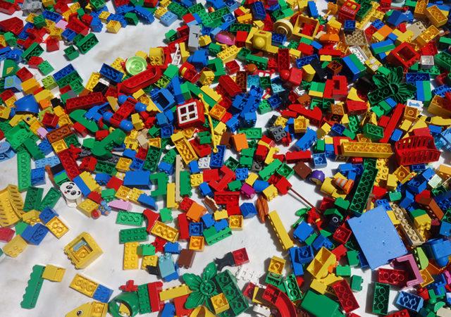 レゴ(lego)洗い方