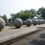 鮎まつり会場 中央公園