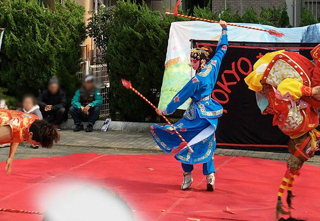 あつぎ国際大道芸2015 厚木