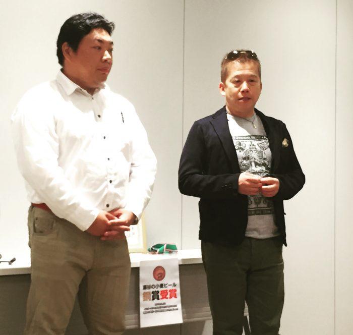 岩崎さんと太田さん