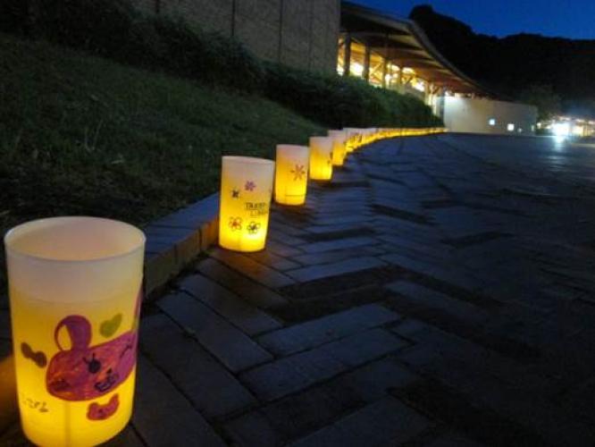 candle_ebinatoshokan