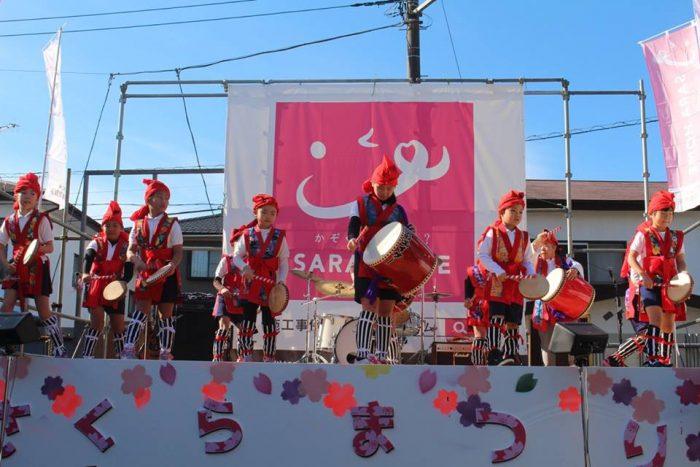 さくらまつり・桜建築