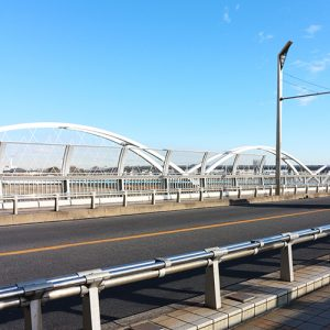 厚木と海老名 あゆみ橋