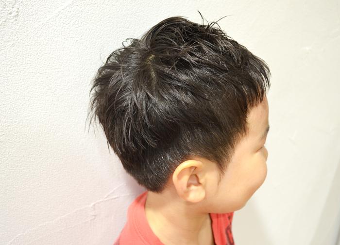GNARLY Hair Design キッズカット