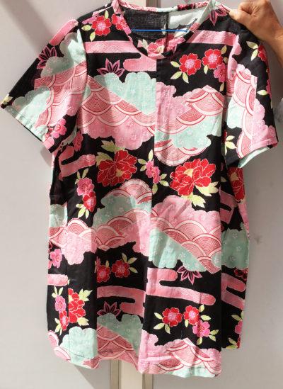 井波屋 着物や浴衣布地を用いたオリジナルカバンや洋服の販売