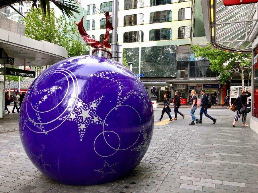 ニュージーランド nz のクリスマス